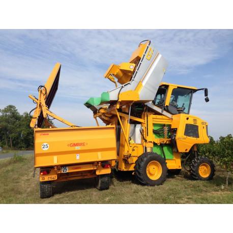 MACHINE A VENDANGER GREGOIRE G7200
