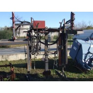 Ecimeuse hydraulique complete