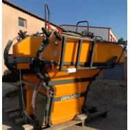 GREGOIRE KIT DEUX CUVES POUR MACHINE A VENDANGER G4.200
